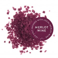 Merlot Wine Finishing Salt