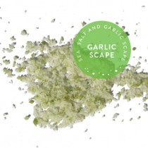 Garlic Scape Finishing Salt