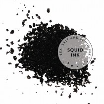 Squid Ink Finishing Salt
