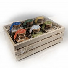 Crate of Salts Collection